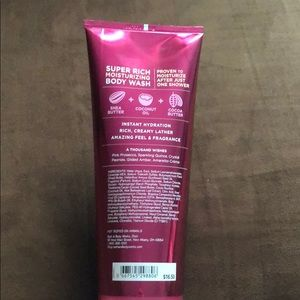57980938fd17c Bath and body works Other - A thousand wishes moisturizing body wash